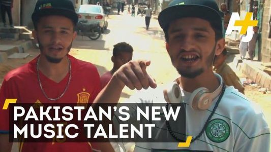 This Pakistani music startup is giving a voice to rappers from poor backgrounds. #news #alternativenews