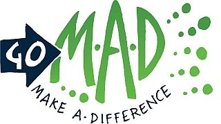 Make A Difference Logo | MAD - Make A Difference Logo