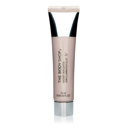 Radiant Highlighter from The Body Shop, $14, 0.84 oz., #noanimaltesting #leapingbunny