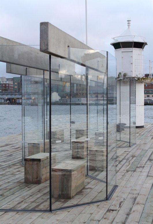 © Daniel Elis Karlsson In the the former shipbuilding city of Gothenburgon Sweden'swest coast stands Daniel Ellis Karlsson and Pauine Algeröd's