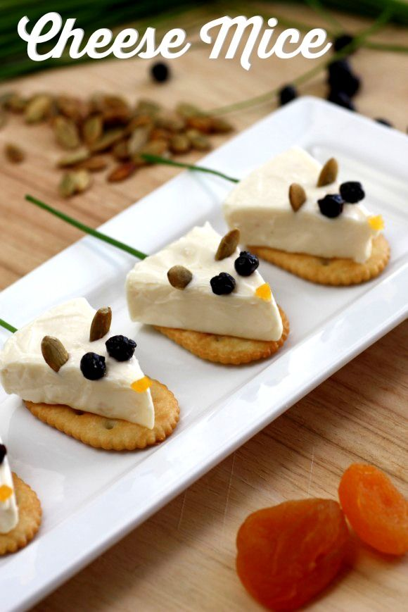 Wedge cheese mice for Grumpy Cat | CatchMyParty.com