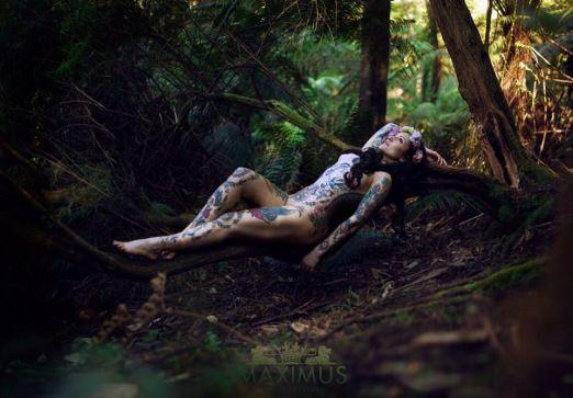 Vienne-Rose | Inked Magazine