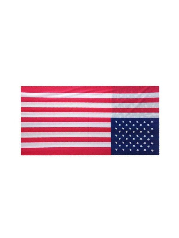 Riding American Flag Print Circle Head Scarf Ad Spon Flag American Riding Print Scarf Flag Prints American Flag Print Womens Scarves