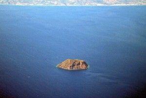Αρχαιολογικός χώρος η νησίδα Στρογγυλή