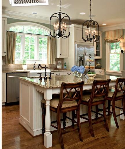 Light And Bright Kitchen Dream House Pinterest