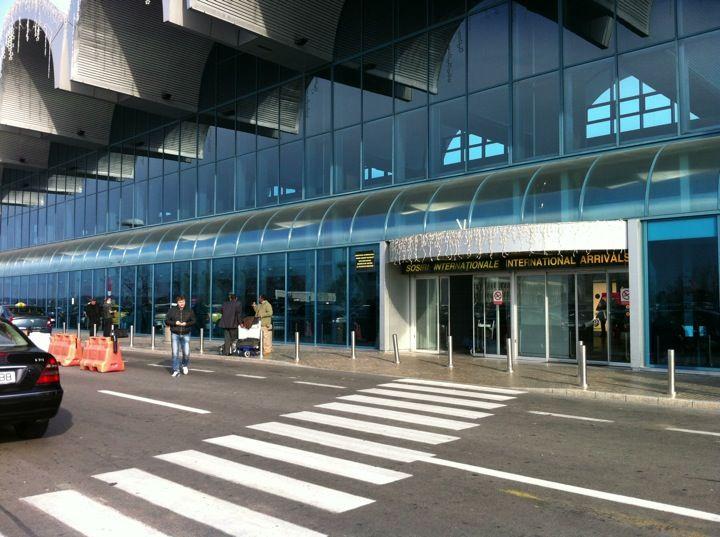 """Aeroportul Internațional """"Henri Coandă"""" Otopeni (OTP) în Otopeni, Ilfov"""