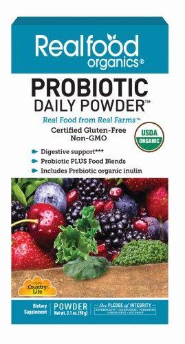 Country Life Vitamins Probiotic Daily Powder, 3.1 Oz