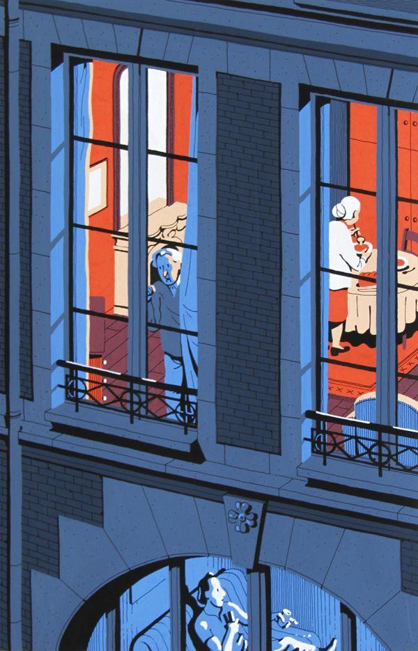 Vincent Mahe #ilustration