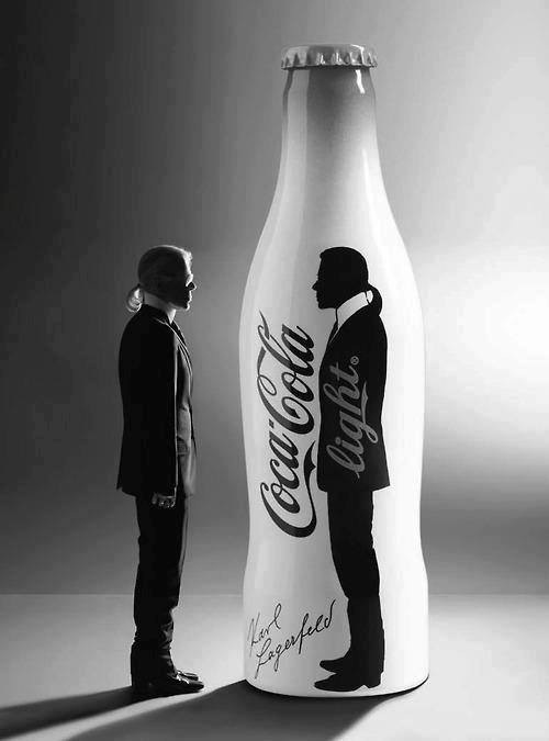 Coca Cola and Karl Lagerfeld