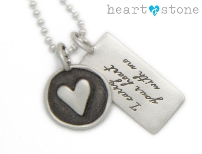 Personalized Mothers Day Jewelry from Heart & Stone Jewelry