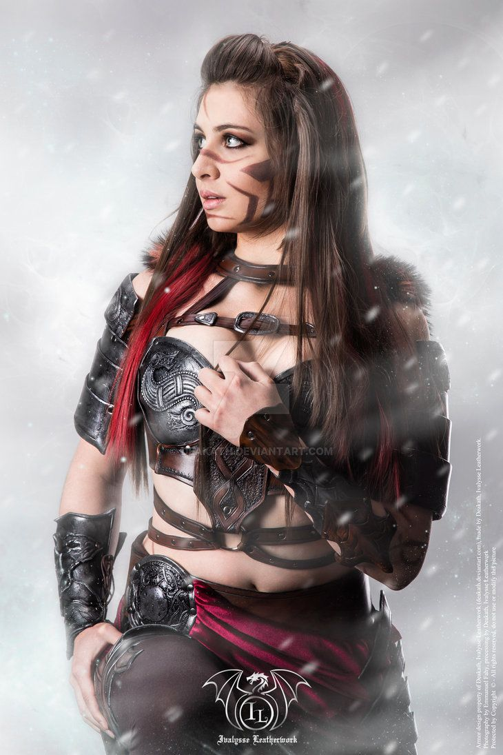 Guild Wars 2 Cosplay : Norn Armor by Deakath on DeviantArt