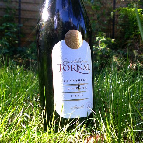 Tornai Pincészet Top Selection Juhfark 2009