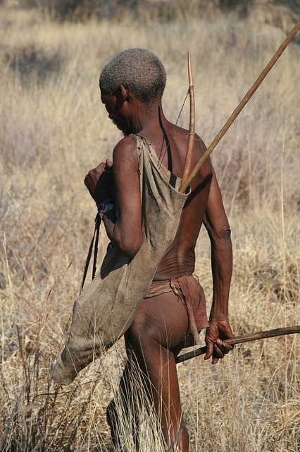 san people, Namibia / Bushmen