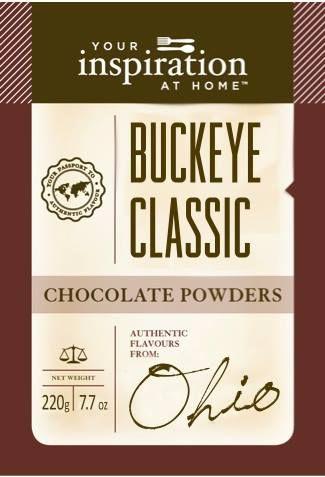 Buckeye Classic Chocolate Powder #yiah #chocolate