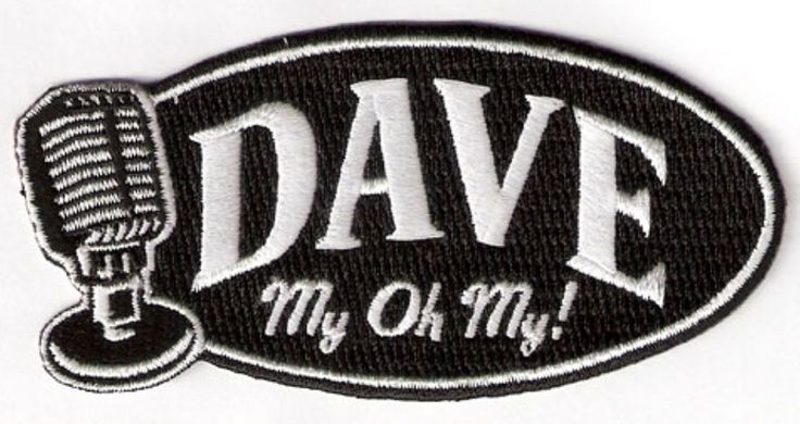 Dave Niehaus Memorial Patch