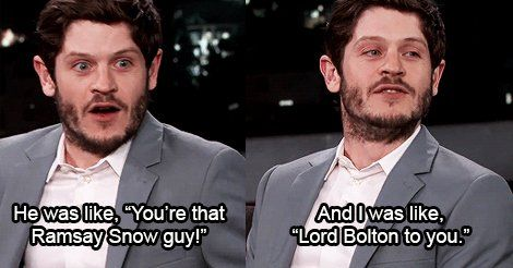 12 Reasons We Love to Hate Iwan Rheon (Ramsay Snow)