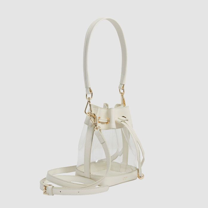 Monogrammed Purse Gift Crossbody Mini Bucket Purse Fashion Purse Bucket Bag Small Purse Personalized Purse Purse Mini Bucket Bag