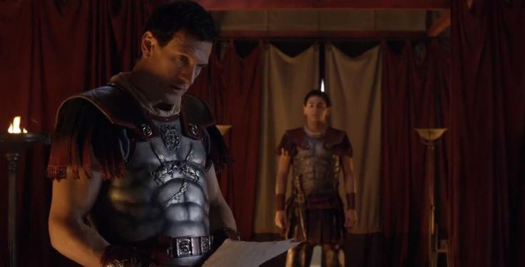 Review: Spartacus War of the Damned: Decimation