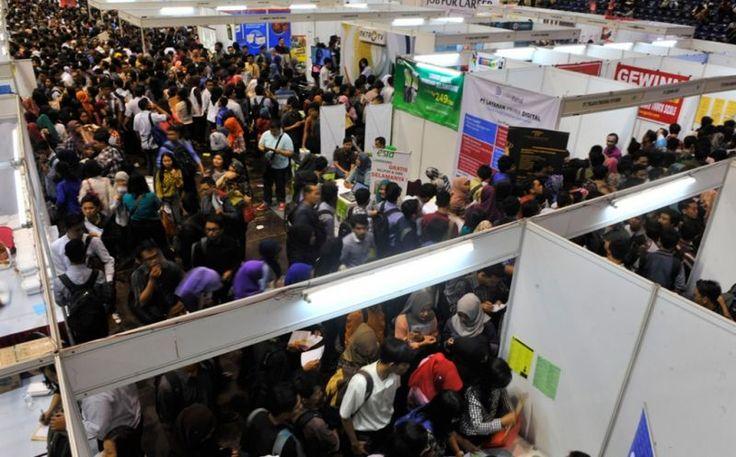 Beberapa persiapan sebelum datang ke job fair. (Foto: Dok. Okezone)