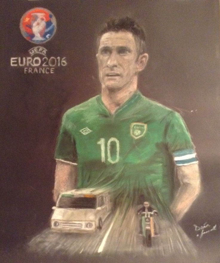 Robbie Keane - Euro 2016