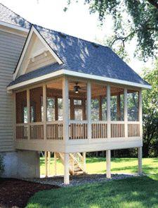 65 best back porch construction/ ideas images on pinterest