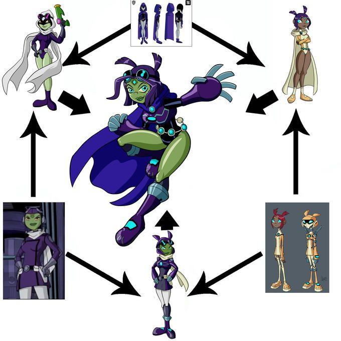Ben 10 Omniverse Fusion