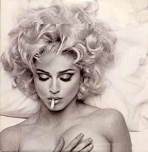 Madonna, Bad Girl -, UK, Promo, Deleted, poster, , , 48876