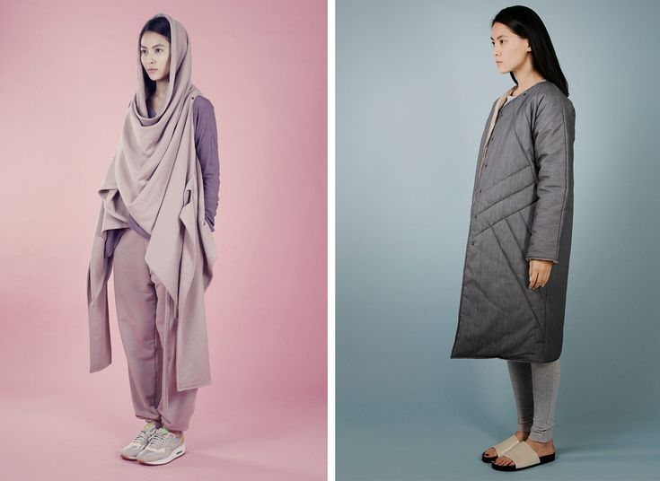 MAKERS. Концептуальная базовая одежда IT'S NOT SIMPLE — Seasons Life!