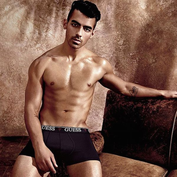Brace Yourself: Joe Jonas' Steamy GUESS Campaign Has A Commercial - http://oceanup.com/2017/01/13/brace-yourself-joe-jonas-steamy-guess-campaign-has-a-commercial/
