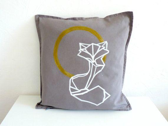 die besten 25 origami fuchs ideen auf pinterest origami. Black Bedroom Furniture Sets. Home Design Ideas