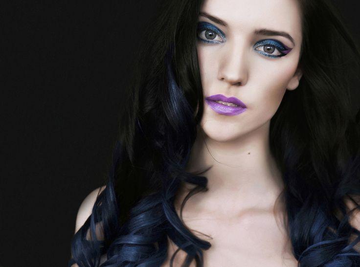 Karina Lacroix Makeup #karinalacroix #makeup #makeupartist #model #beauty #photography #karina #lacroix #chanel #fashion