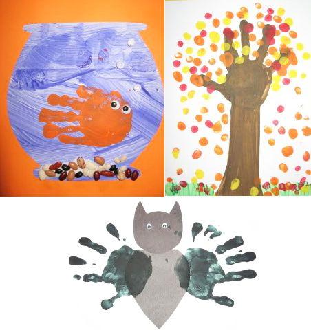 M s de 25 ideas fant sticas sobre arte de pintura de dedos - Ninos pintando con las manos ...
