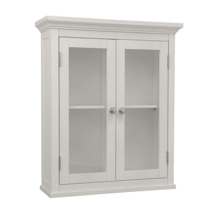 "Elegant Home Fashions Madison Avenue 20"" x 24"" Wall Mounted Cabinet"