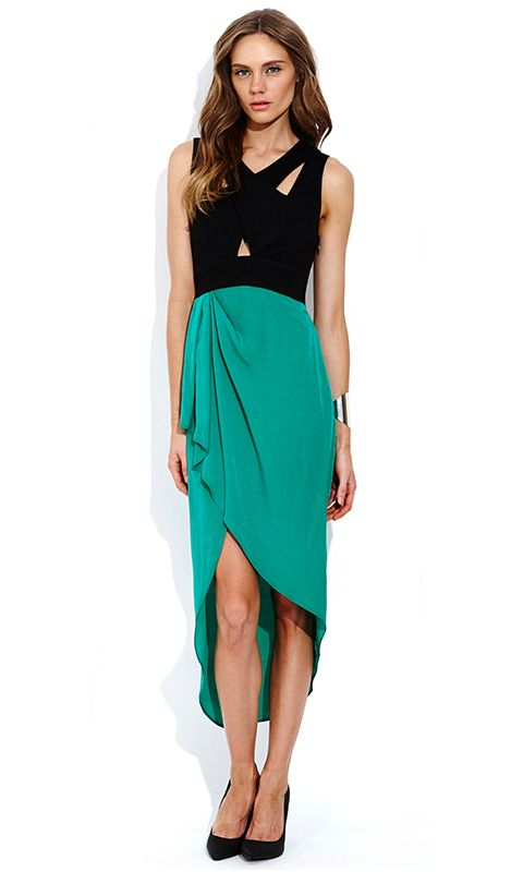 AlibiOnline - Clover Dress by WISH, $159.95 (http://www.alibionline.com.au/clover-dress-by-wish/)