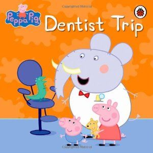 peppa pig: dentist trip.  Canyon Ridge Pediatric Dentistry - Parker & Castle Rock, CO www.canyonridgepediatricdentistry.com