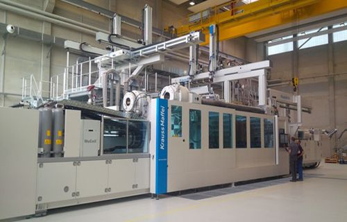 KraussMaffei Supplies Modular Injection Molding System To New MERGE Lightweight Technology Center In Germany