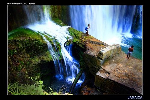 Reggae Falls: ST Thomas, Jamaica | Magical Places ...