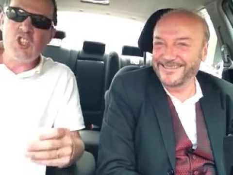 Chunky Mark And George Galloway