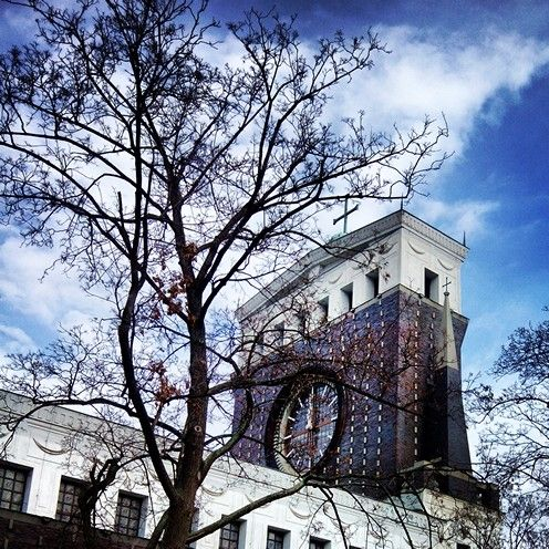 Día 3: Jiriho z podebrad ( beautiful day and wonderful church)