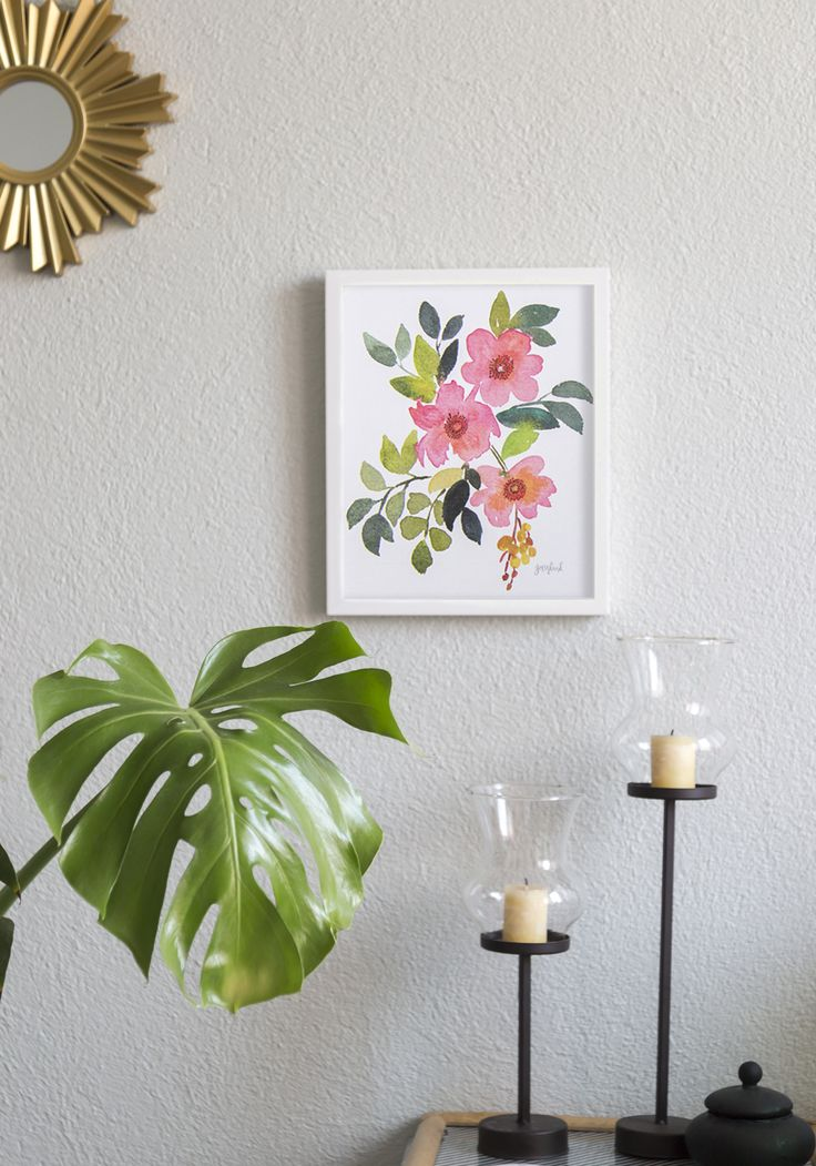 Wall decor for the home with Jessyland art prints