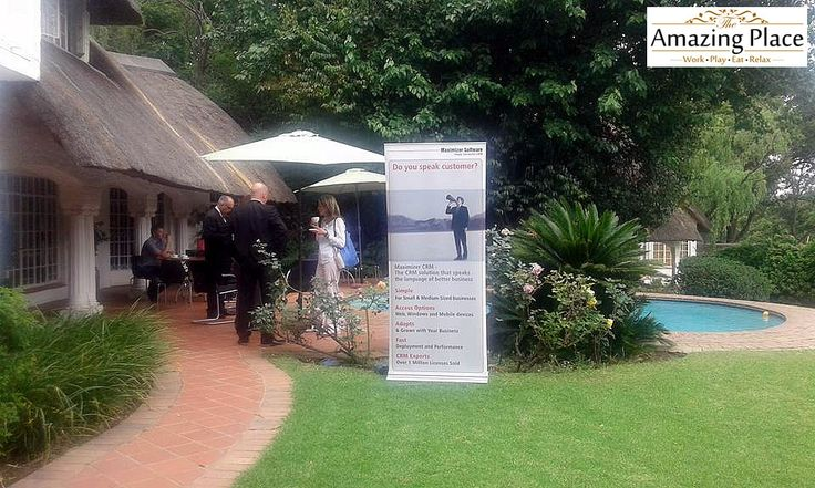 Camsoft Maximise CRM Meeting   The Amazing Place #Meeting #Camsoft #Sandton