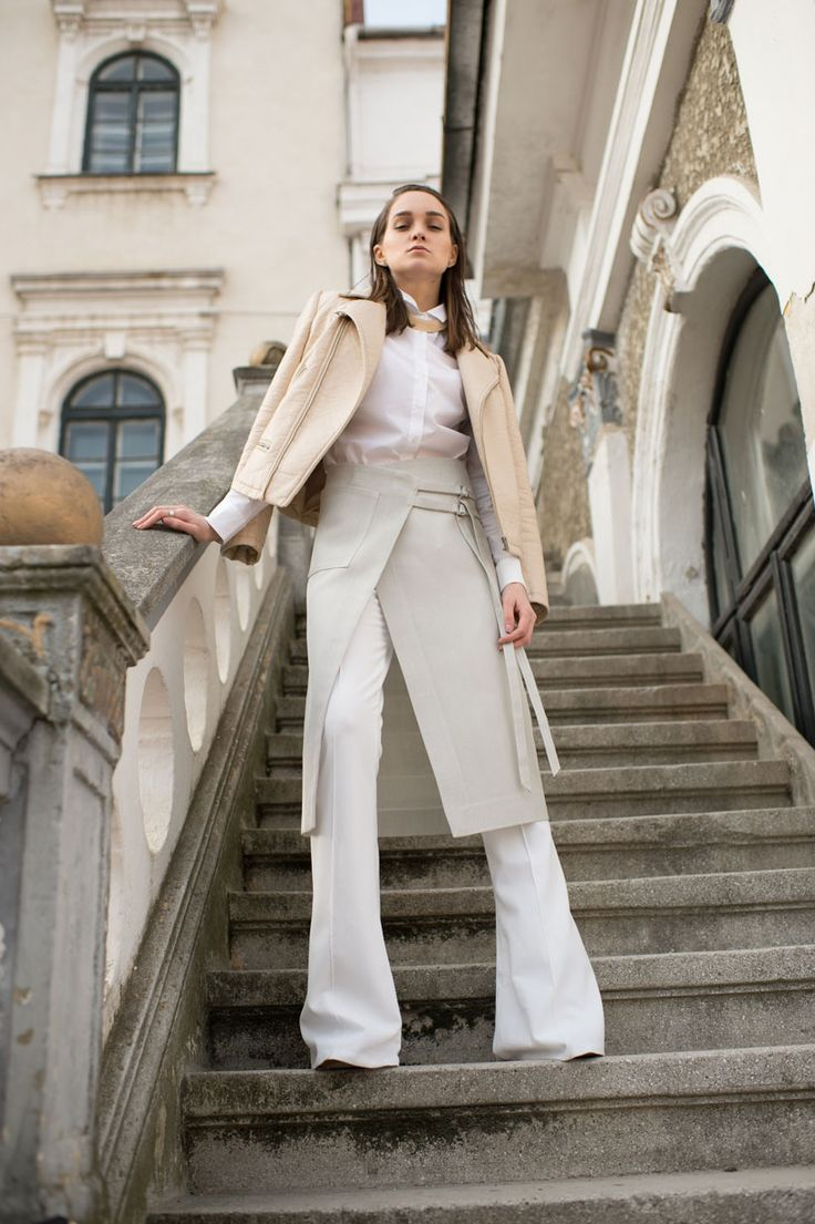 neo and lime, minimalist, fashion blogger, neoandlime, ootd, wiwt, outfit, skirt over pants, wrap skirt, flared pants