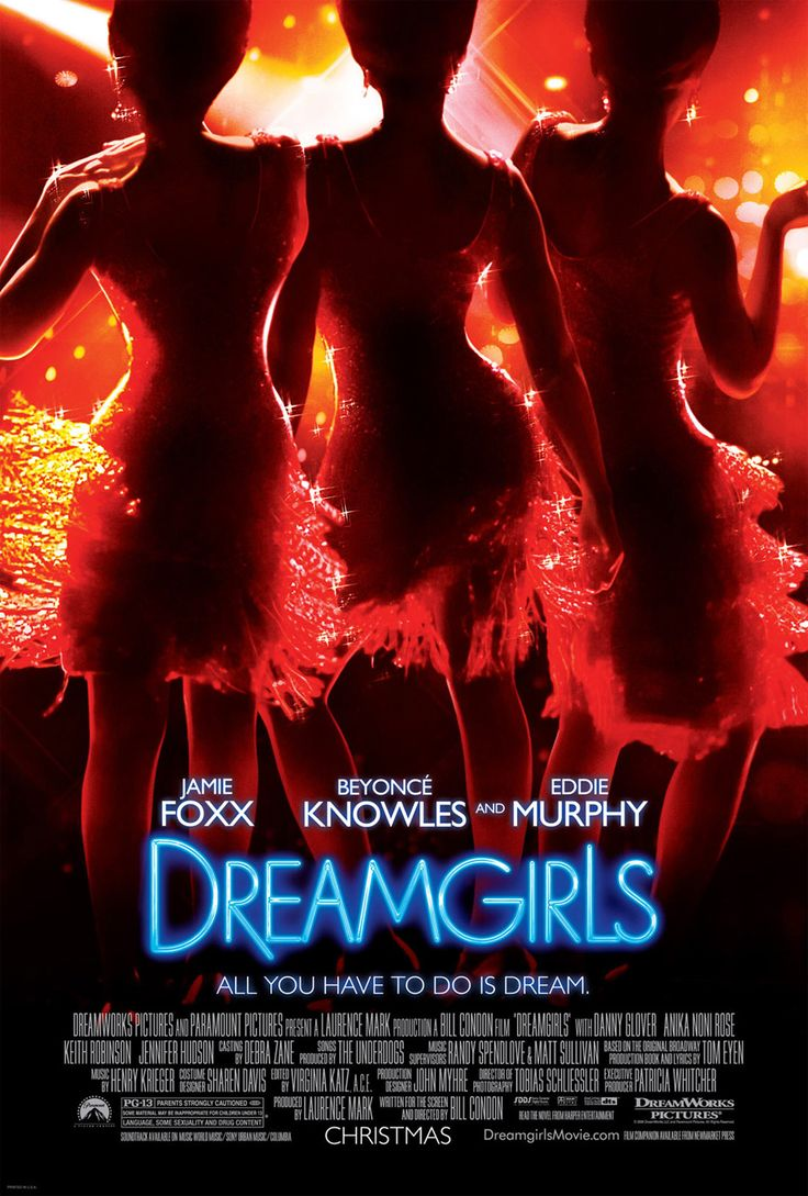 Dreamgirls (2006) by Bill Condon Dreamgirls movie