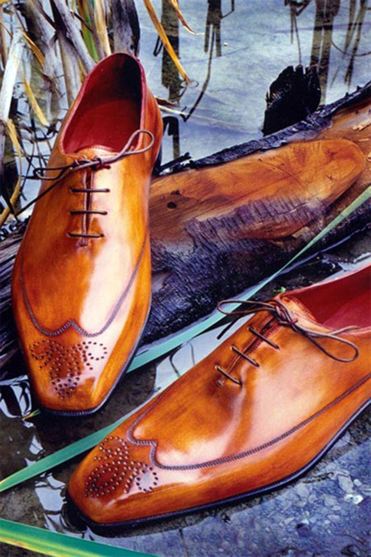 most expensive shoes in the world top 10 - Berluti Rapiécés Reprisés