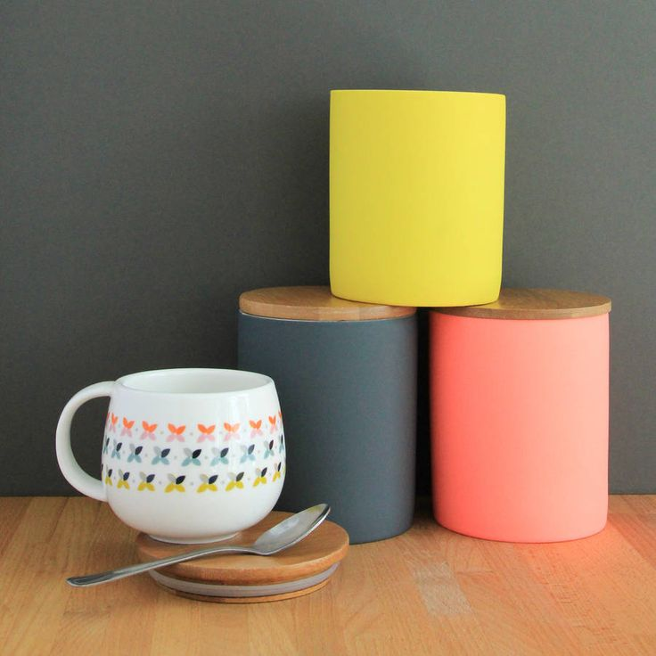 Colour Pop Canister