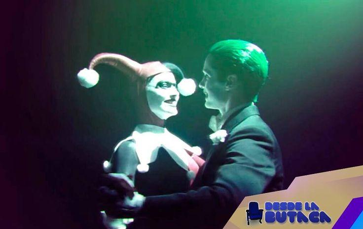 ya viste #EscuadronSuicida? lograste ver a #HarleyQuinn con su traje de bufón? Entonces tienes q ir a verla de nuevo!!! Lee más al respecto en http://ift.tt/1hWgTZH Lo mejor del Cine lo disfrutas #DesdeLaButaca Siguenos en redes sociales como @DesdeLaButacaVe #movie #cine #pelicula #cinema #news #trailer #video #desdelabutaca #dlb