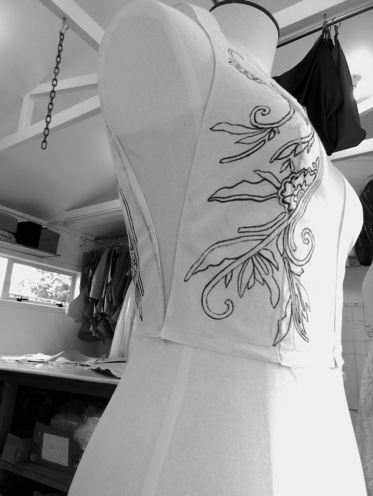 Planning out a new collection wedding dress. I will be taking my finished bridal collection to New York to show to US retailers. Wish me luck! #Newbridalcollection #NewYork #Retail