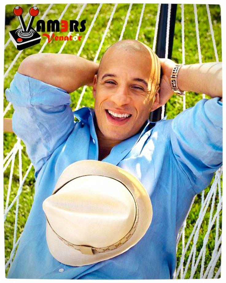 Vamers Venator: Vin Diesel | Vamers