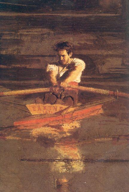 Thomas Eakins | Arm in Art - Anatomy Study | Pinterest