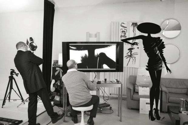 Pics from Guerlain, Kuntzel+Deygas & Mohamed Khalil